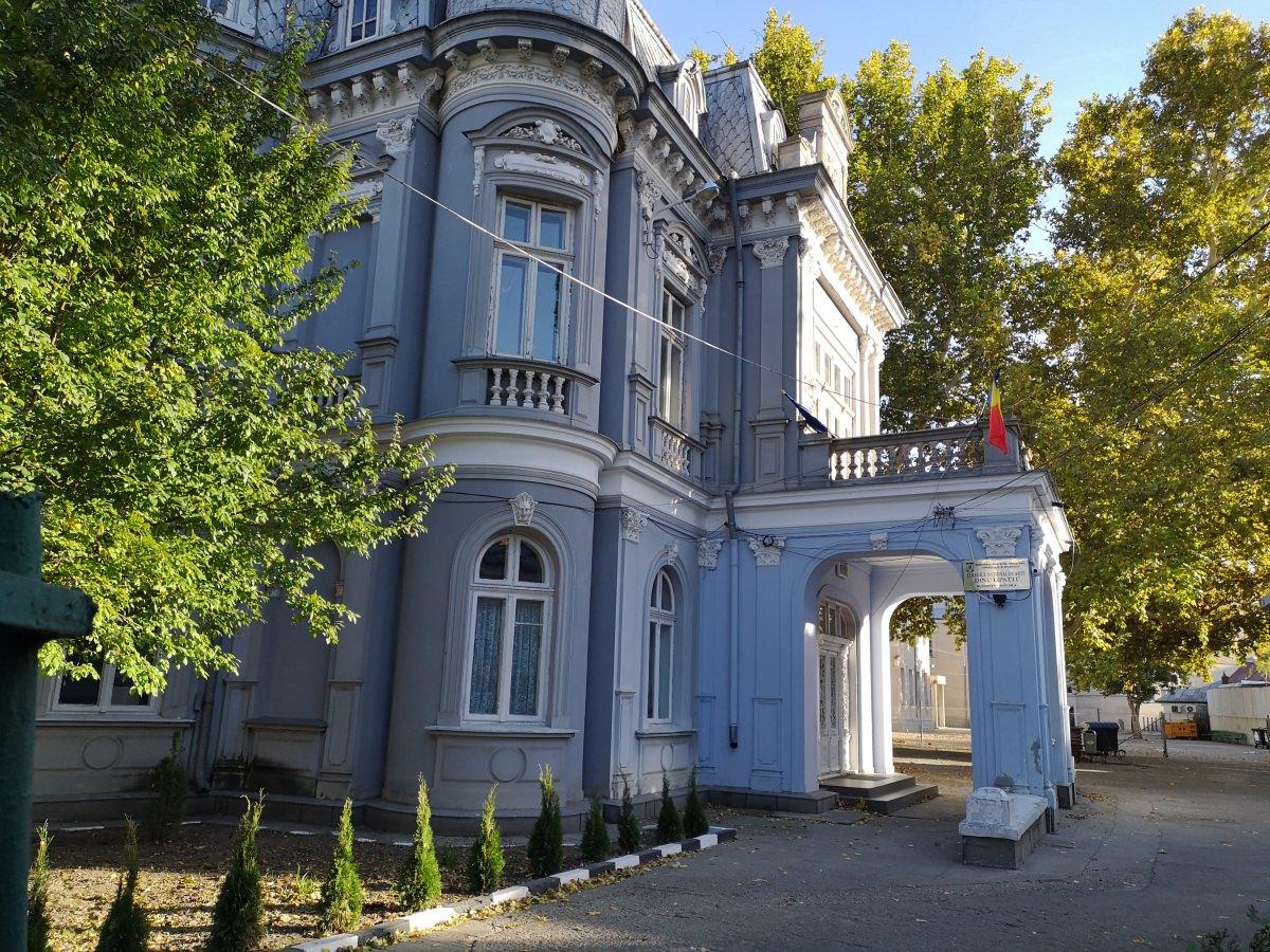 """Investiții de peste 150.000 de euro la Colegiul Național de Arte """"Dinu Lipatti'"""