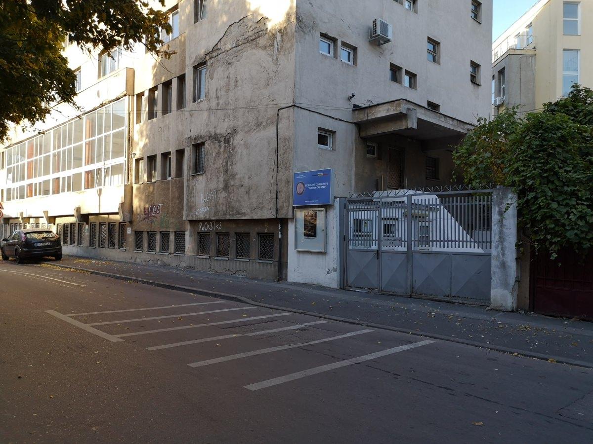 Liceul de Coregrafie Floria Capsali - daui.ro