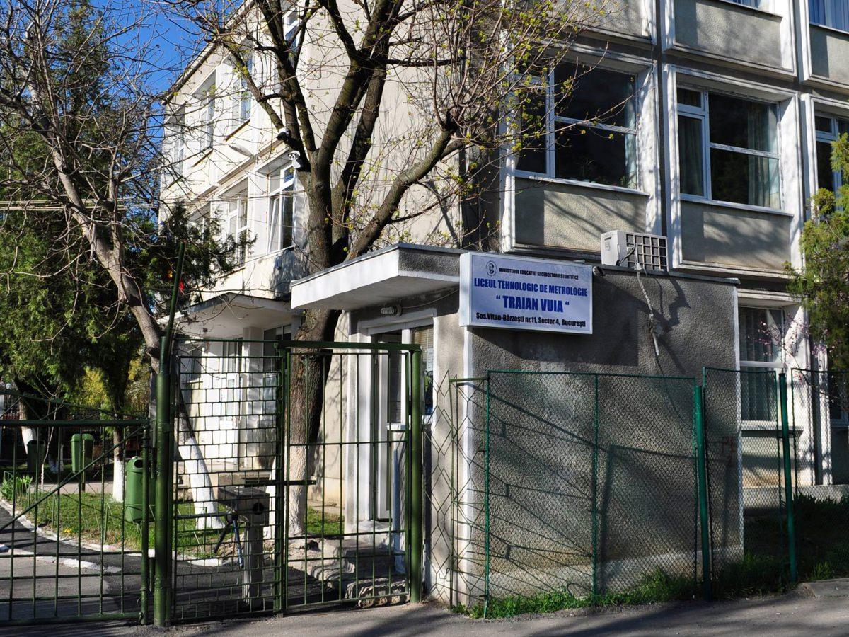 Liceul tehnologic de metrologie Traian Vuia - daui.ro