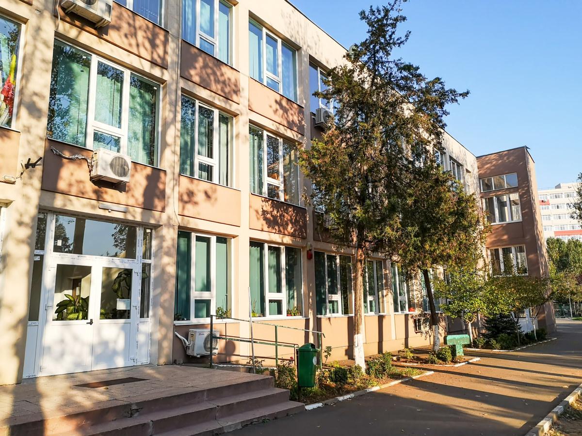 Scoala gimnaziala Ionel Teodoreanu - nr 36 - DAUI.ro