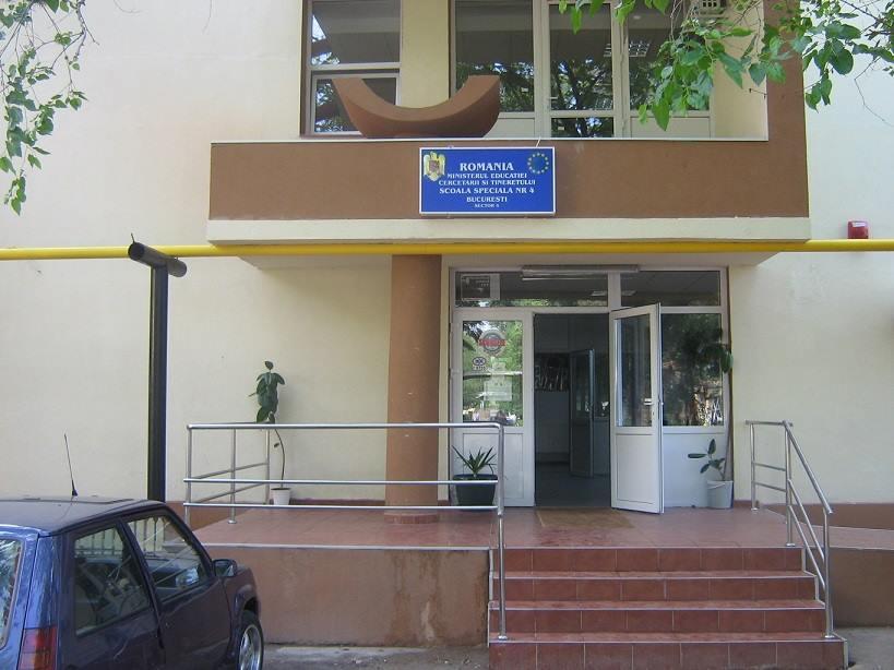 Scoala Gimnaziala Speciala nr 4 - daui.ro
