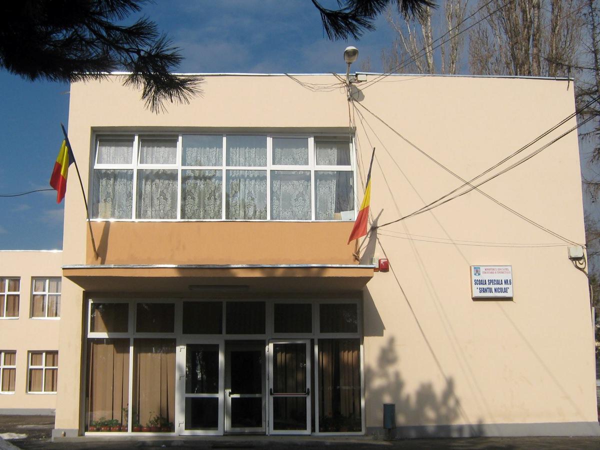 Scoala gimnaziala speciala Sfantul Nicolae - daui.ro