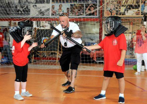 Primăria Sectorului 4 susține performanța în sport. Școala Gimnazială 79 a găzduit ediția din acest an a Campionatului European de WEKAF