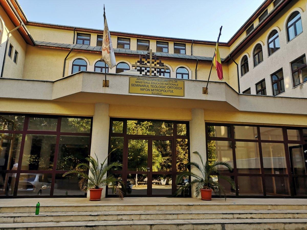 Seminarul Teologic Ortodox Bucuresti - daui.ro
