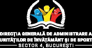 Logo DGAUIS4 Bucuresti
